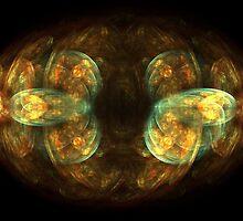 """Quanta Key 2- Seed Key"" by Judah Johansen"
