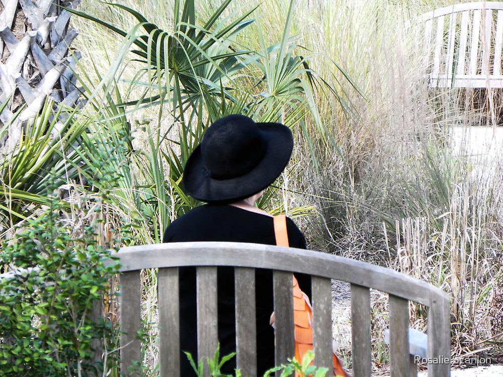 Lady in Black by Rosalie Scanlon