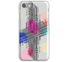 Thing Positive - Abstract CG iPhone Case/Skin