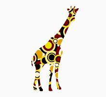 Giraffe - Animal Art Unisex T-Shirt