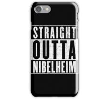 Nibelheim Represent! iPhone Case/Skin