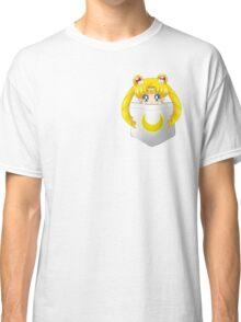 Sailor Moon pocket Classic T-Shirt