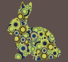 Bunny - Animal Art One Piece - Short Sleeve