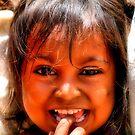 Ashna smiles by joshuatree2
