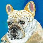 Marcel II, the French Bulldog by AniaMMilo