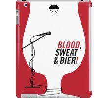 Blood Sweat & Bier iPad Case/Skin