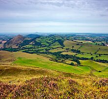 Shropshire Hills UK by James  Key