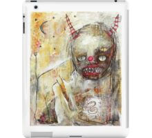 Devil Woman iPad Case/Skin