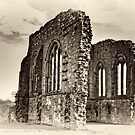 Egglestone Abbey by Trevor Kersley