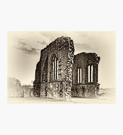 Egglestone Abbey Photographic Print