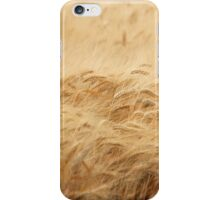 The Wheat Field iPhone Case/Skin