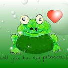 Will you be my princess by missmoneypenny