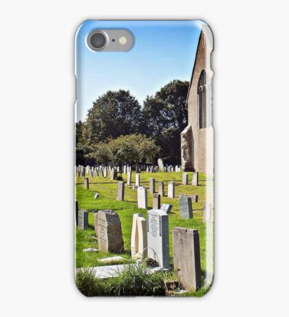 Church Norton, Selsey Sussex iPhone Case/Skin