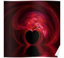 Valentine`s Heart Poster
