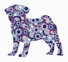 Pug - Animal Art Baby Tee