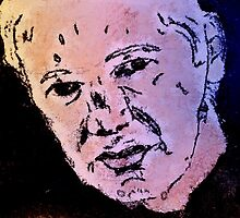 Julian Assange by Albert