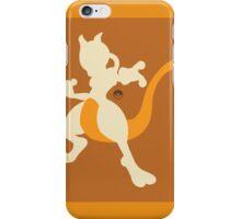 Mewtwo (Orange) - Super Smash Bros. iPhone Case/Skin