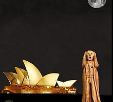 The Scream World Tour Sydney by Eric Kempson