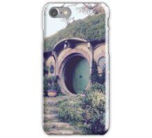 Bilbo's Hobbit Hole iPhone Case/Skin