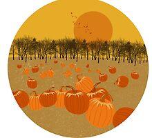 Pumping Pumpkins by Cagdas Kaya