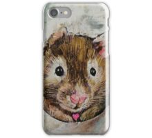 Hamster Love iPhone Case/Skin