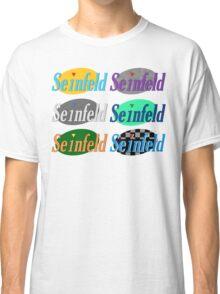Seinfeld Logos Classic T-Shirt
