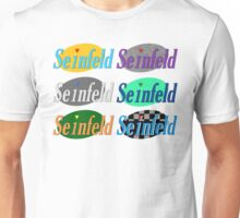 Seinfeld Logos Unisex T-Shirt