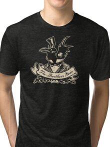 The Brothers Noir Tri-blend T-Shirt