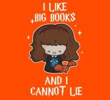 I Like Big Books - Brightest Witch Kids Tee