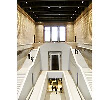 The Neues Staircase Photographic Print