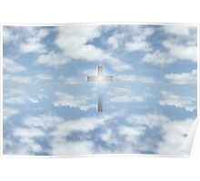 oh heavenly clouds Poster