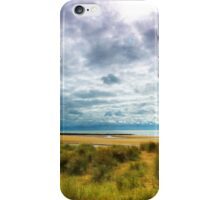 Dune & Fragmented Sky- Freshwater West iPhone Case/Skin