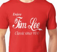 Enjoy Tim Lee. Unisex T-Shirt