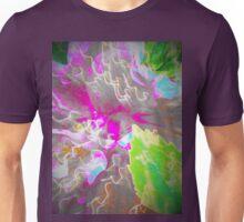 Flower's charm new dimension Unisex T-Shirt