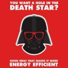 Darth Hipster Dark by shockwavemonkey