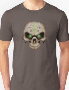 Mech Circuit Skull Unisex T-Shirt