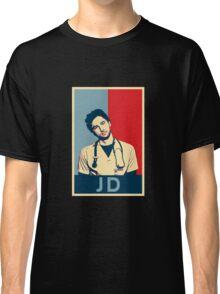 JD Scrubs poster Classic T-Shirt