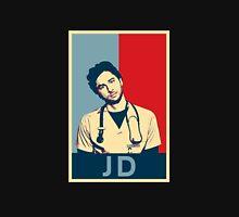 JD Scrubs poster Unisex T-Shirt