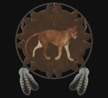 Cougar Totem by LoneAngel