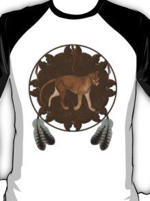 Cougar Totem T-Shirt