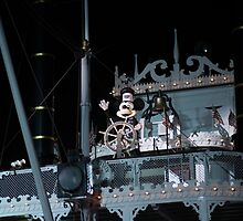 Steamboat Mickey! by Disneylandslr