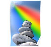 rainbow energy Poster