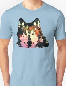 Night Wolf Unisex T-Shirt