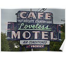 Loveless Motel Poster