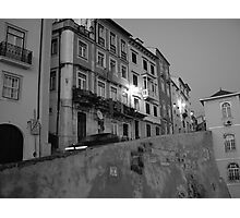 coimbra street Photographic Print