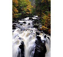 Falls of Braan Photographic Print
