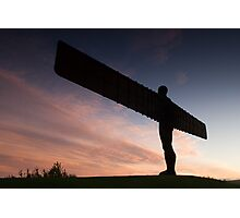 The Angel of the North Photographic Print