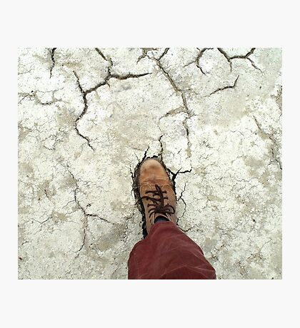 ecological footprint Photographic Print