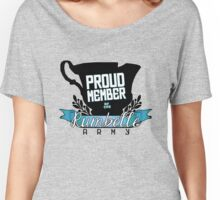 Rumbelle Army! Women's Relaxed Fit T-Shirt