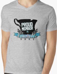 Rumbelle Army! Mens V-Neck T-Shirt